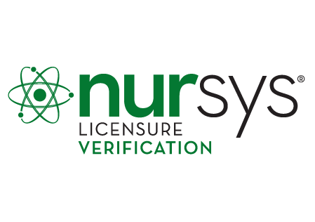 Nursys License Verification
